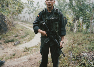 Conflit Colombie